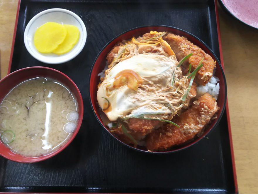 カツ丼スペシャル