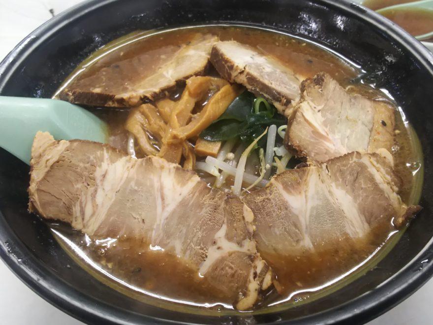 みそチャーシュー麺