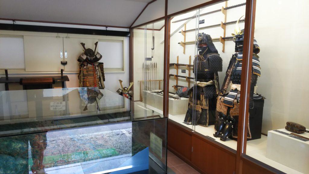 関所の博物館③
