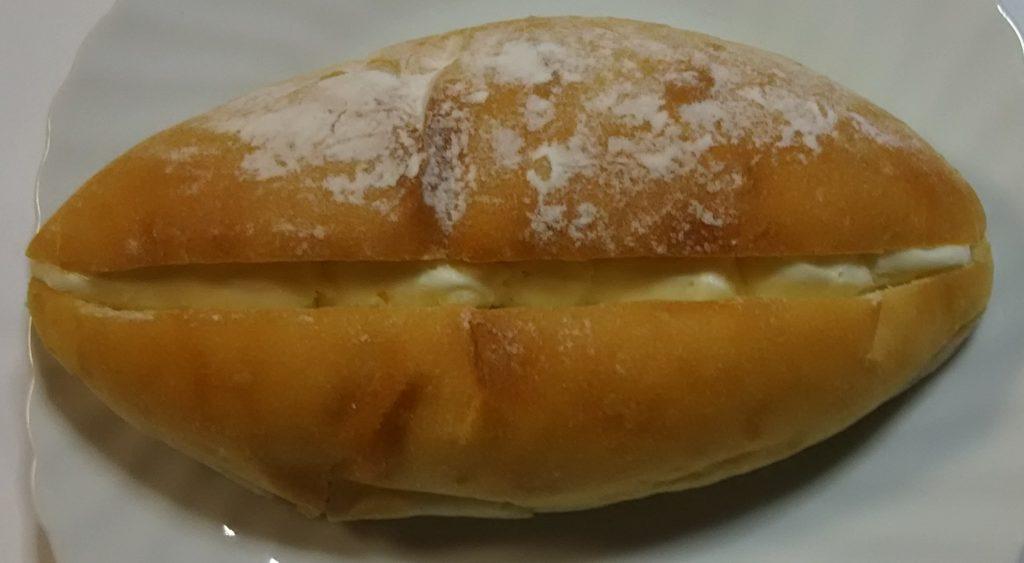 ミルククリームパン
