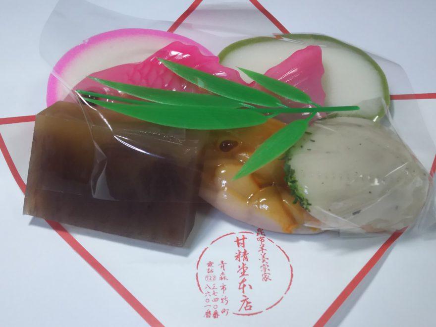 口取り菓子