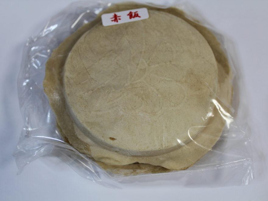 煎餅赤飯①