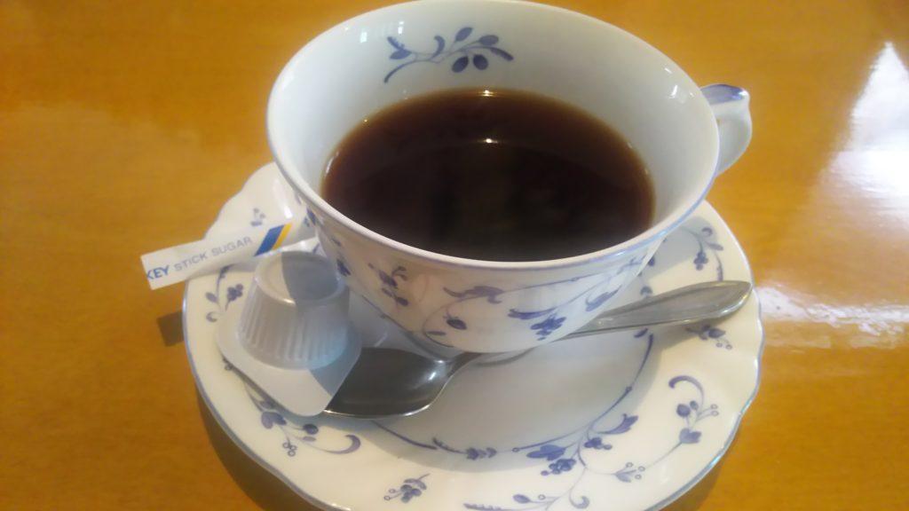 コーヒー付きです!