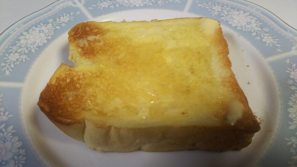 ハチミツトースト